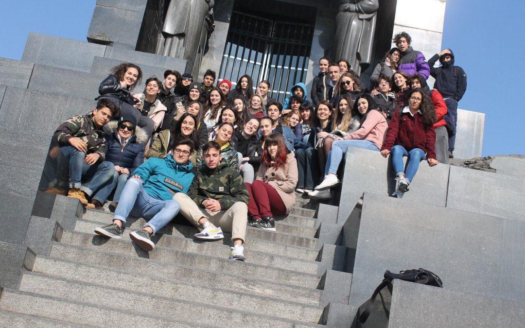 Ученици са Сицилије у узвратној посети ученицима Филолошке гимназије