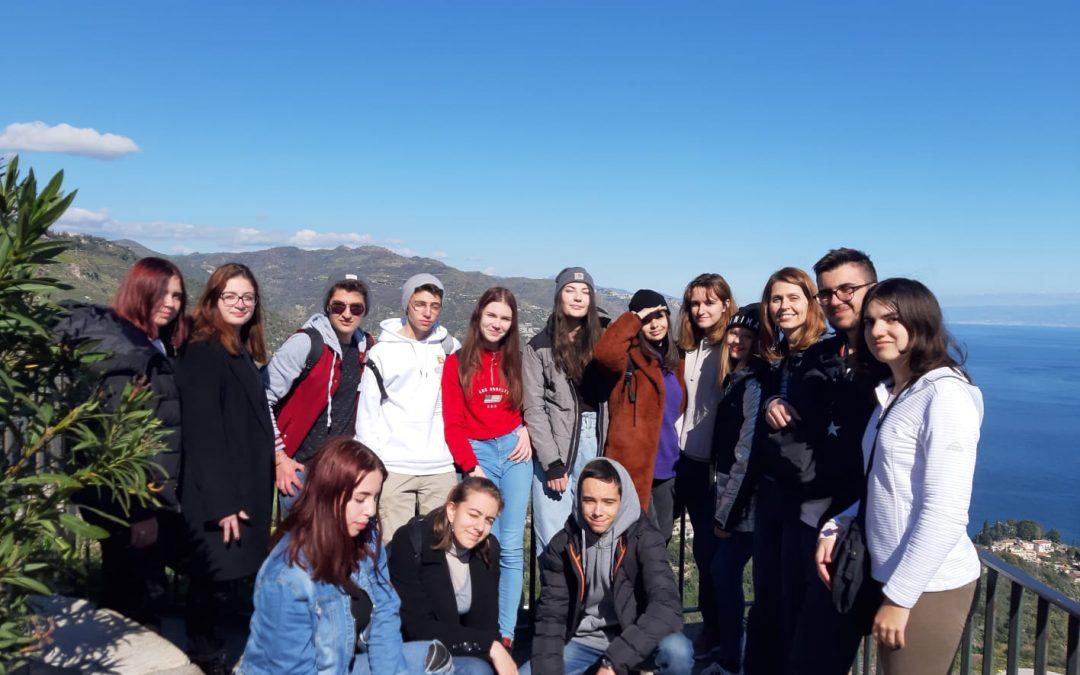 Размена ученика на Сицилији