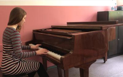 Клавир – мој инструмент