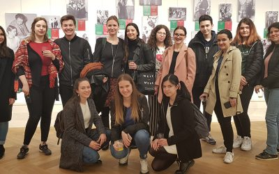 Изложба Амбасаде Мексика и Руског дома у част Фриде Кало