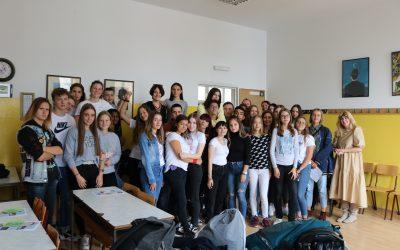 Ученици Филолошке гимназије угостили вршњаке из Немачке
