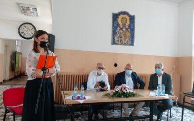 """Oтворена изложба """"Негујмо српски језик"""""""
