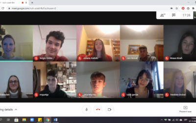 Erasmus+  How do we perceive our cyber-world?