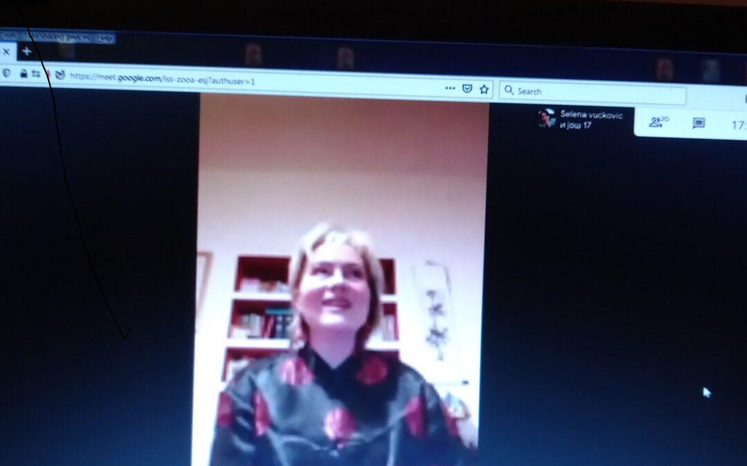 Предавање о таиђићуану